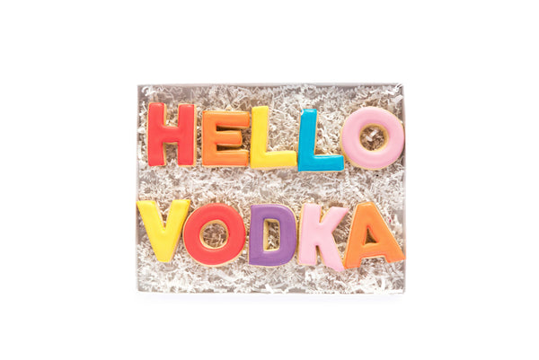 Hello Vodka : Letter Box Set