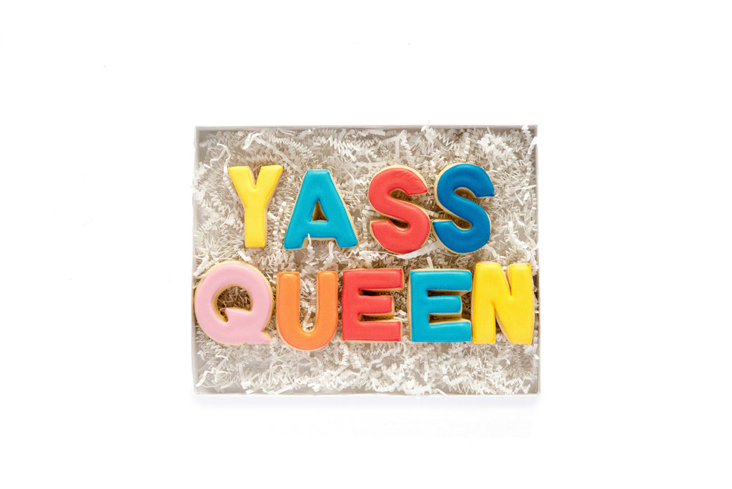 Yass Queen : Letter Box Set