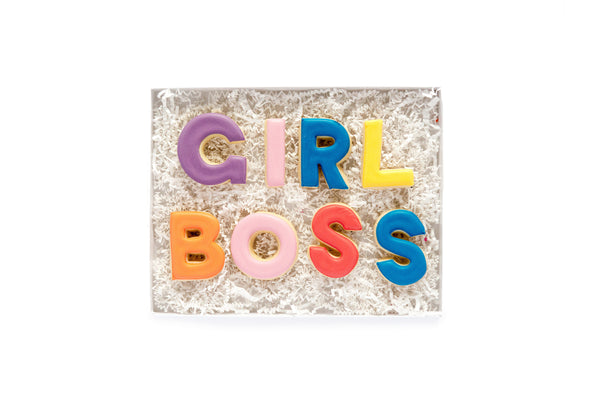 Girl Boss : Letter Box Set