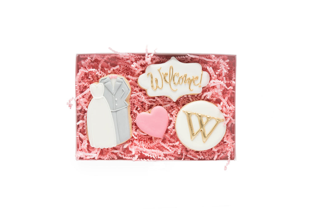 Wedding Welcome : Gift Box
