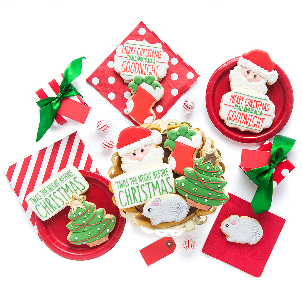 Twas The Night Before Christmas: Gift Box – Jana Lee\'s Bake Shop