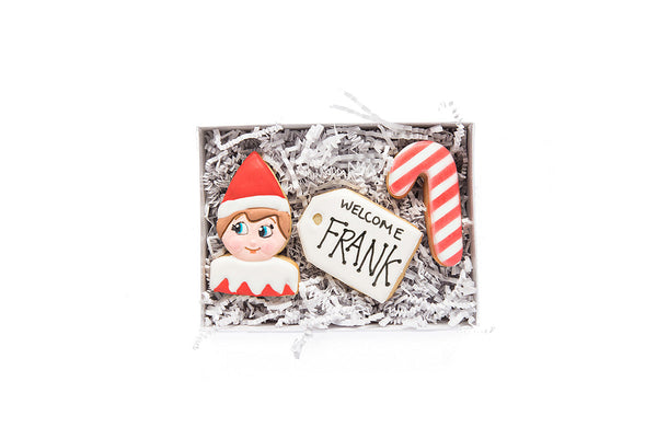 Elf on the Shelf: Gift Box