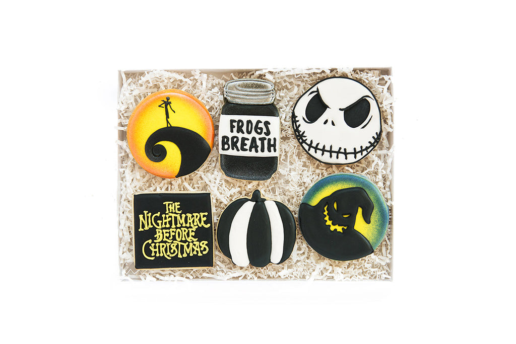 nightmare before christmas gift box
