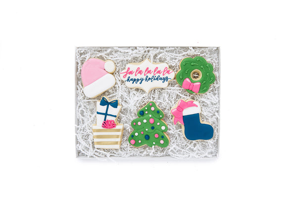 Preppy Holiday: Gift Box