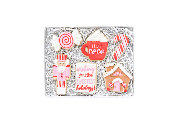Candy Cane: Gift Box