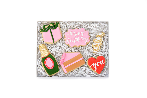 Birthday: Gift Box