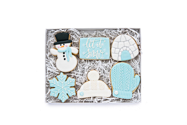 Let it Snow: Gift Box