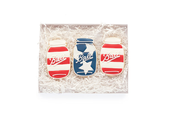 USA Ball Jars: Gift Box