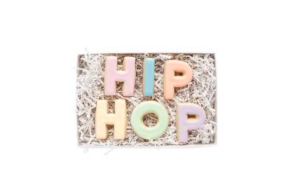 Hip Hop: Easter Letter Box