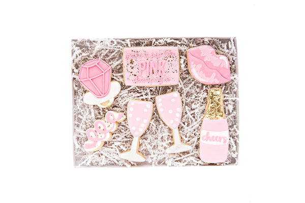 Pink Champagne: Gift Box