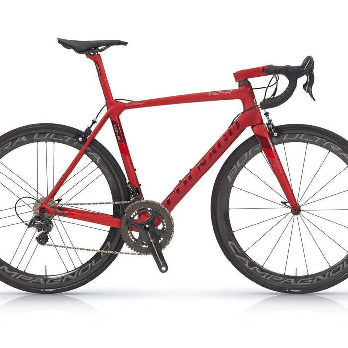 Colnago just launched the New V2-R to replace the V1-R.