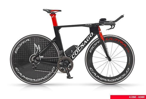 Colnago K One TT Bike