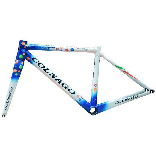 Available pretty soon the New Colnago C60 Mapei Limited Edition