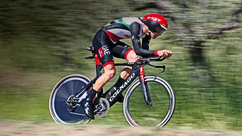Colnago K One UAE-Team Emirates racing team