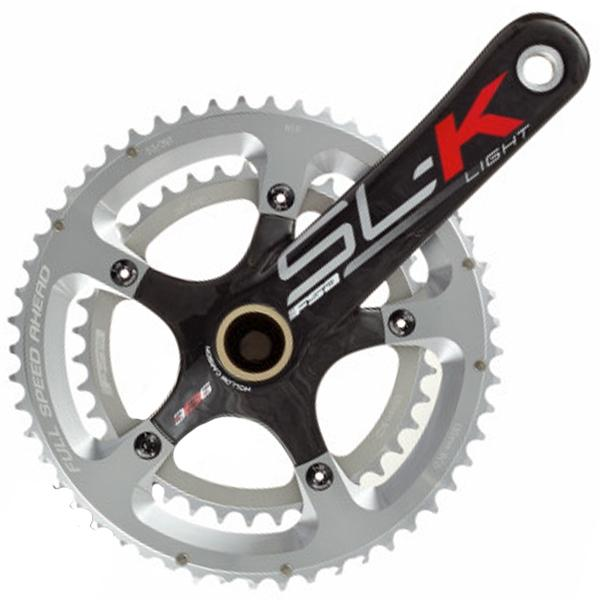 FSA SLK Light MegaExo 386EVO Crankset - Various Sizes