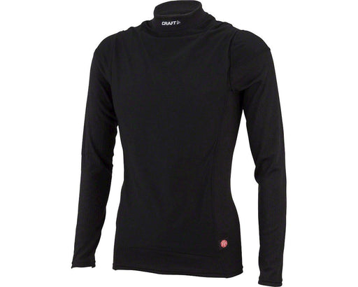 Craft Active Crewneck Long Sleeve Windstopper Men Base Layer