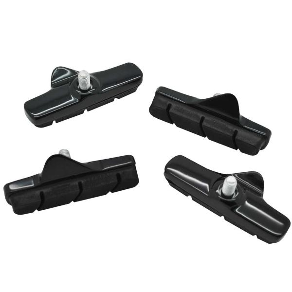 Campagnolo Set of Brake Pad and Shoe, Athena Black