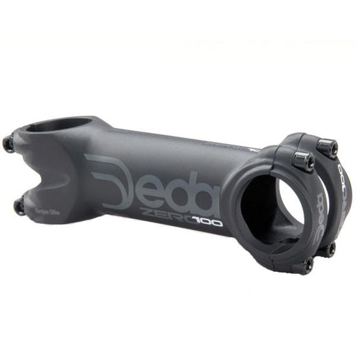 Deda Elementi Zero100 Road Bike Stem, 31.7mm, BOB - Various Sizes