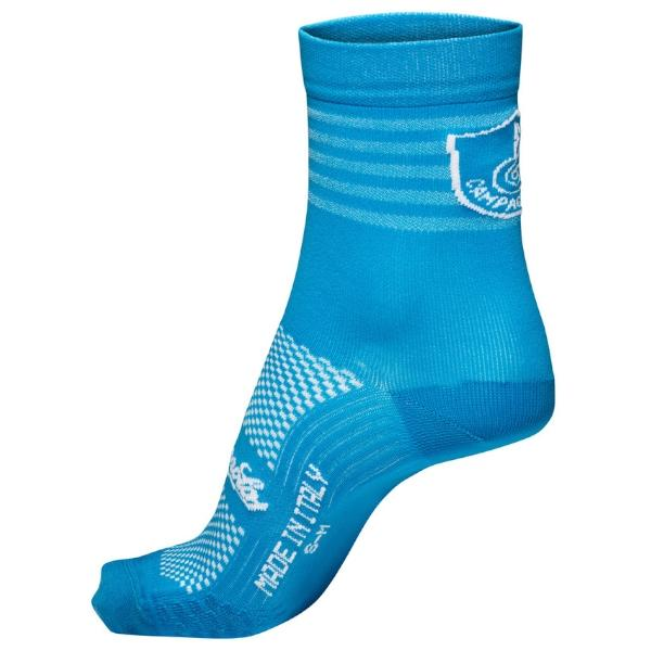 Campagnolo Litech Cycling Socks, Turquoise - Various Sizes