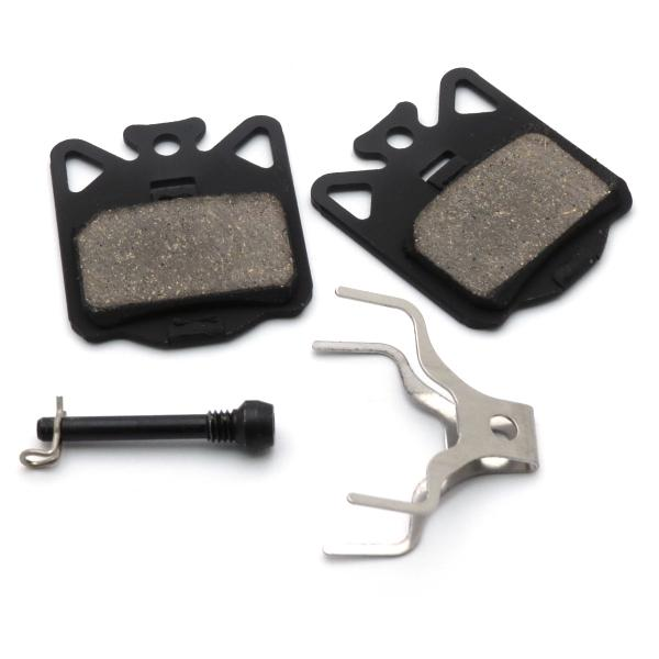 Campagnolo CAM-DB-310 Disc Brake Pads, Retaining Pin Included