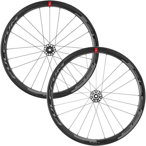 Fulcrum Speed 40 Disc Brake 2-Way Fit Clincher Wheels - Options