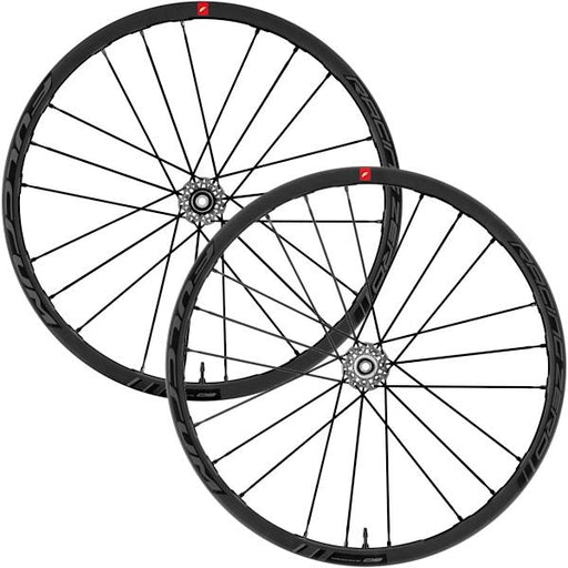Fulcrum Racing Zero Disc Brake 2-Way Fit Clincher Wheels - Options