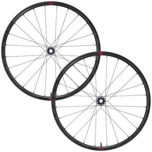 Fulcrum Rapid Red 5 Disc Brake 2-Way Fit Clincher Wheels - Options