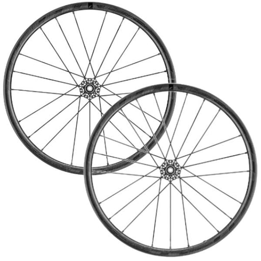 Fulcrum Racing Zero Carbon CMPTZN Disc Brake 2-Way Fit Clincher Wheels