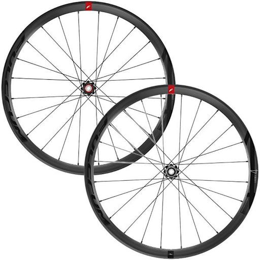 Fulcrum E-Racing 4 Disc Brake Clincher 2-Way Fit Wheels - Options