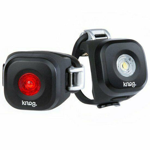 Knog Blinder Mini Dot  LED TwinBicycle Light - Front + Rear Light