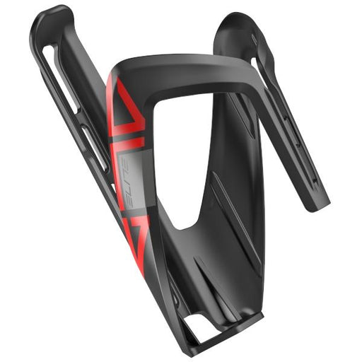 Elite Bottle Holder Set, 1L -  Black / Red