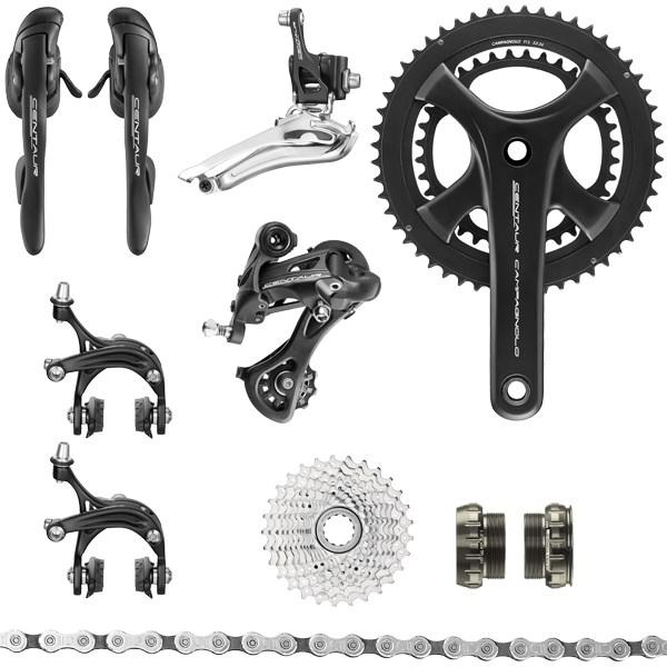 Campagnolo Black Centaur 11 Speed Groupset