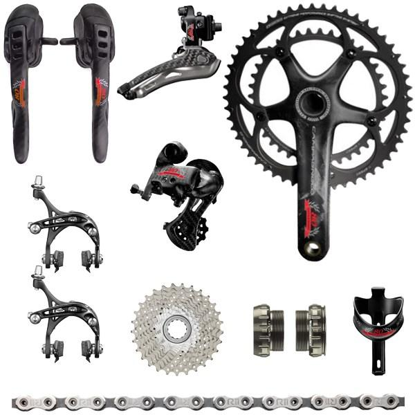 Campagnolo Super Record 80th Anniversary Groupset
