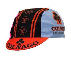 "Colnago ""White Men Can't Jump"" Cycling Cap"
