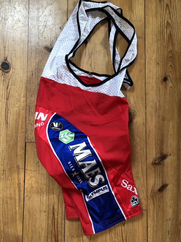 Team Landbouwkrediet Colnago / Maes Men's Bib Short