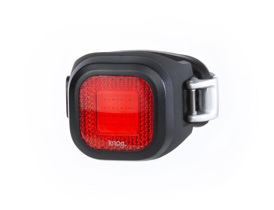 Knog Blinder Mini Chippy Twinpack LED Bicycle Light - Front + Rear Light