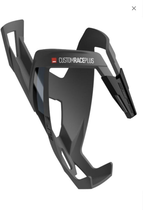 Elite Custom Race Plus Water Bottle Cage - Choice of Colors