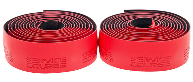 Red Zipp Service Course Handlebar Tape