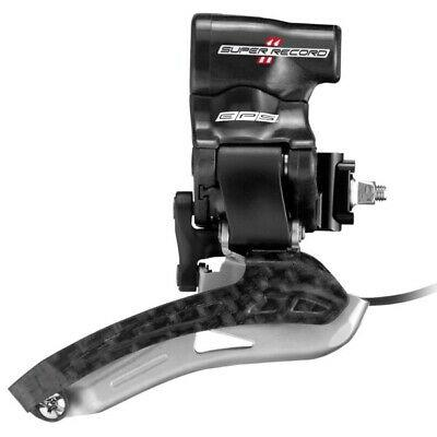 Campagnolo Super Record 11 EPS front derailleur braze-on for Road Bike