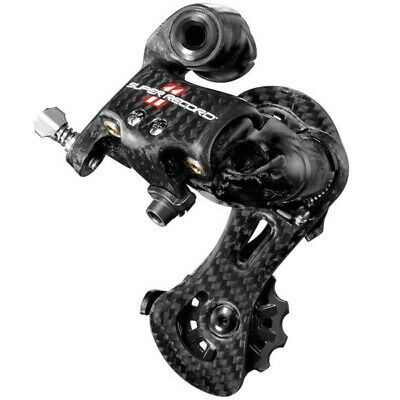 Campagnolo Super Record 11-Speed Rear Derailleur Short Cage for Road Bike
