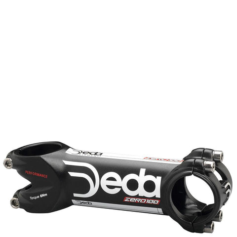 Deda Elementi Zero100 Performance Road Stem, 31.7mm, 82 degree