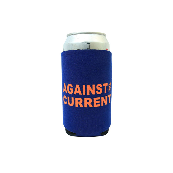 Against the Current Koozie