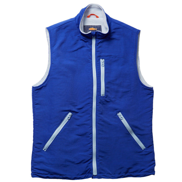 Everyday Vest - Blue & Grey