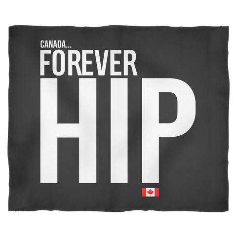 Forever Hip - Limited edition fleece blanket
