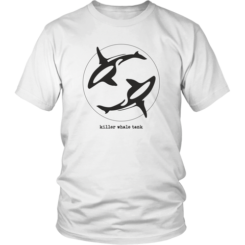 KILLER WHALE TANK- Limited Edition Tee [Unisex]