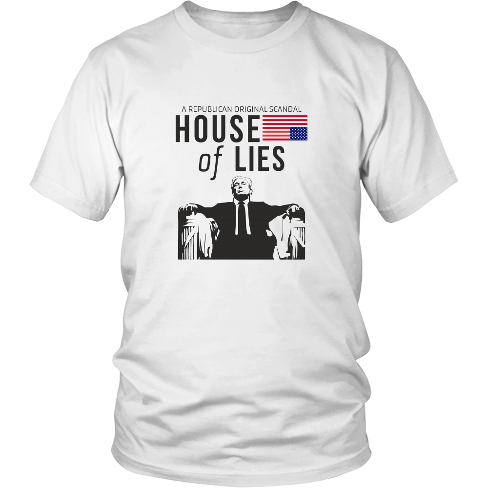 HOUSE OF LIES - Limited Edition Collectors Shirt