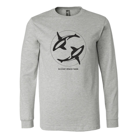 KILLER WHALE TANK - long sleeve crew [Limited Edition]