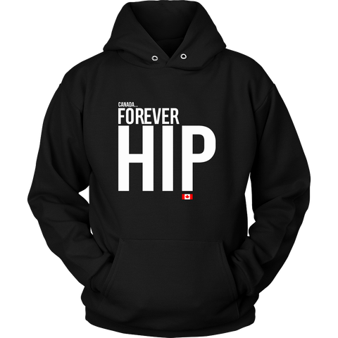 Forever Hip - Limited edition hoodie
