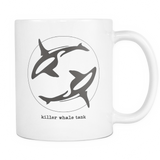 KILLER WHALE TANK - mug [limited edition]