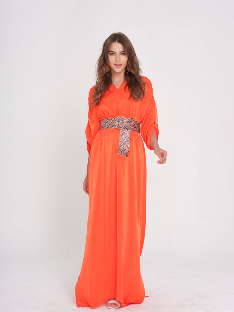 St. Tropez Kaftan Dress - Rou Boutique
